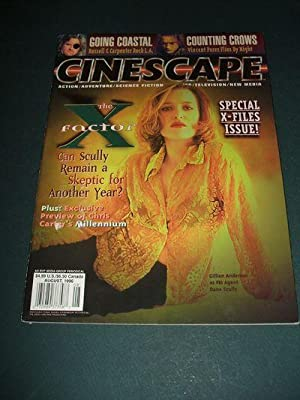 Cinescape August 1996 Vol 2 No.11