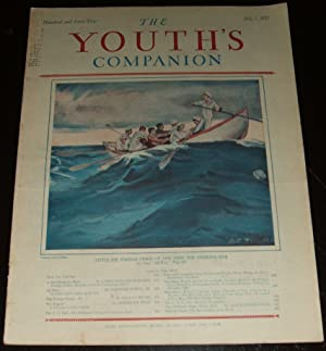 1927 Issue of the Youth's Companion Cover: The Youth's Companion