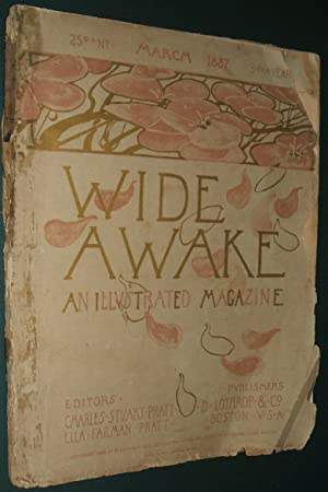 Wide Awake An Illustrated Magazine Vol. 24 No. 4