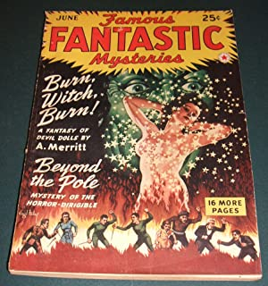 Famous Fantastic Mysteries for June 1942