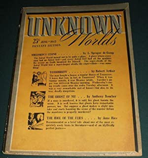 Unknown Worlds for June 1942