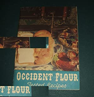 Occident Flour Tested Recipes 1936 Advertising Cook Book
