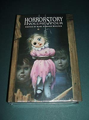 Horrorstory volume Four: edited by Karl