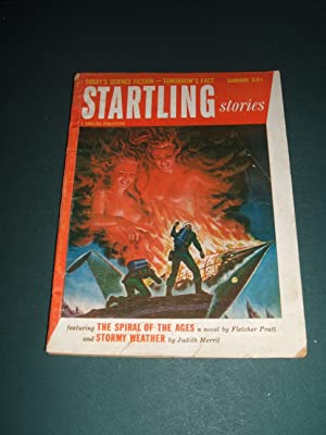 Startling Stories Summer 1954 Today's Science Fiction: Edited by Samuel