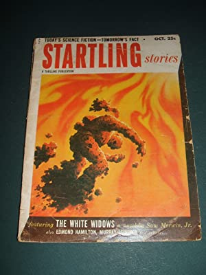 Startling Stories for October 1953 Today's Science: edited by Samuel