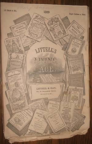 Littell's Living Age No. 1389 January 14,: Littell & Gay