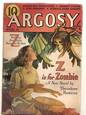ARGOSY FEBRUARY 6, 1937 VOLUME 270 NUMBER 5 [including