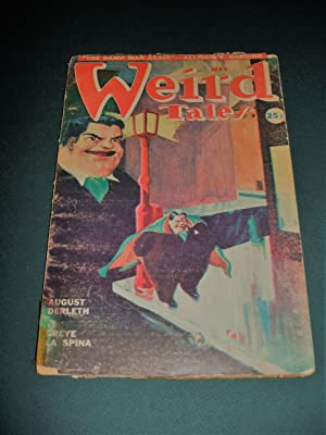 Weird Tales May 1949: Edited by D.