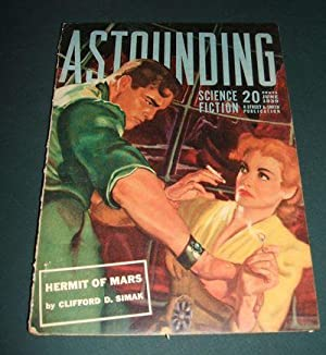 Astounding Science Fiction June 1939