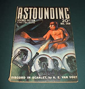 Astounding Science Fiction December 1939