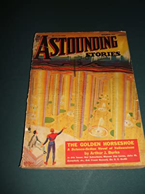 Astounding Stories for November 1937