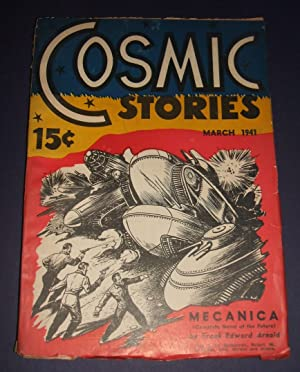 Cosmic Stories, for March 1941