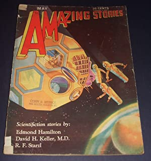 Amazing Stories for May 1930