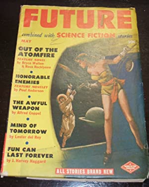Future Combined with Science Fiction Stories, May 1951