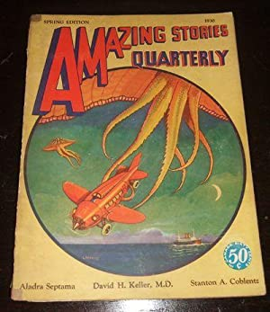 Amazing Stories Quarterly for Spring 1930