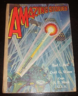Amazing Stories for September 1929