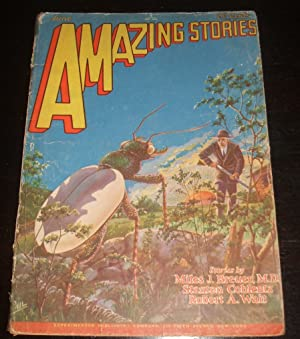 Amazing Stories for June 1929