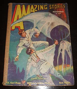 Amazing Stories for November 1932