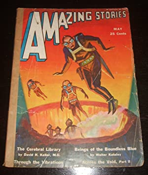 Amazing Stories for May 1931