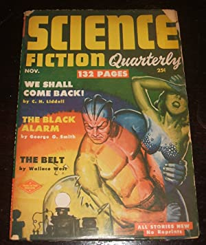Science Fiction Quarterly for November 1951