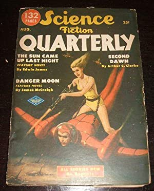 Science Fiction Quarterly for August 1951
