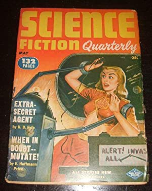 Science Fiction Quarterly for May 1952