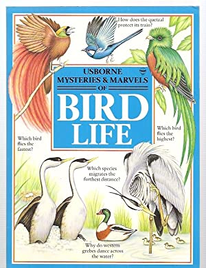 MYSTERIES & MARVELS OF BIRD LIFE: Wallace, Ian and
