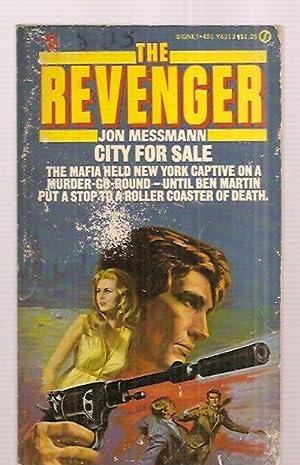 CITY FOR SALE: FIFTH IN THE REVENGER: Messmann, Jon