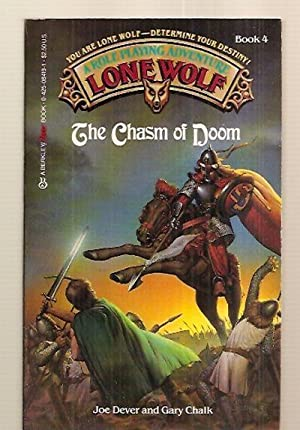THE CHASM OF DOOM: BOOK 4 [THE: Dever, Joe and