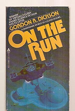 ON THE RUN [originally published as MANKIND: Dickson, Gordon R.