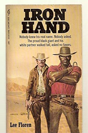 IRON HAND [originally published under the title: Floren, Lee [cover