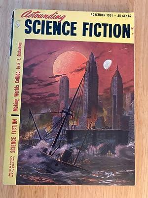 ASTOUNDING SCIENCE-FICTION NOVEMBER 1951 VOL. XLVIII NO.: Astounding Science-Fiction) [Frank
