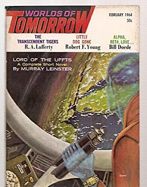 WORLDS OF TOMORROW FEBRUARY 1964 VOL. 1: Worlds of Tomorrow)