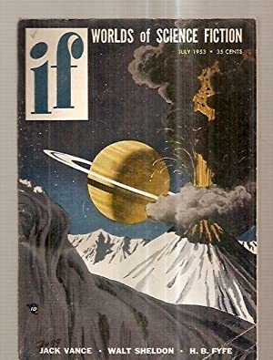 IF WORLDS OF SCIENCE FICTION JULY 1953: If Worlds of