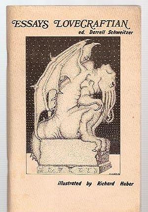 ESSAYS LOVECRAFTIAN: Lovecraft, H. P.)