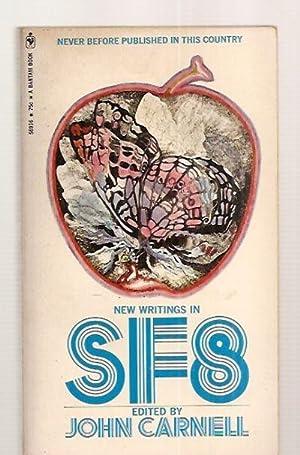 NEW WRITINGS IN SF8: Carnell, John (edited