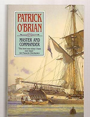 MASTER AND COMMANDER [AN AUBREY / MATURIN: O'Brian, Patrick [cover