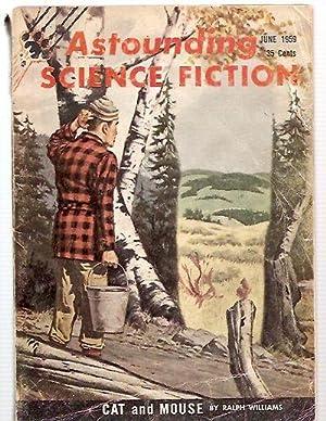ASTOUNDING SCIENCE-FICTION JUNE 1959 VOL. LXIII, NO.: Astounding Science-Fiction) [Ralph