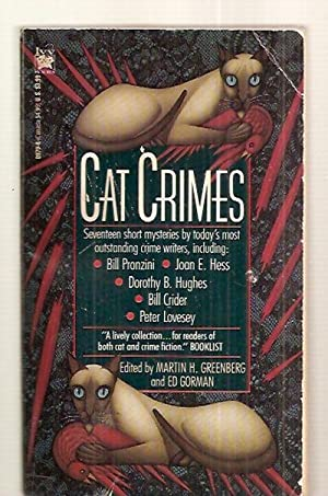 CAT CRIMES [SEVENTEEN SHORT MYSTERIES BY TODAY'S: Greenberg, Martin H.