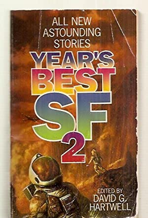 YEAR'S BEST SF 2 [ALL NEW ASTOUNDING: Hartwell, David G.