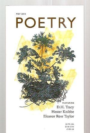 POETRY VOLUME CXCVI [196] NUMBER 2 MAY: Poetry) Wiman, Christian