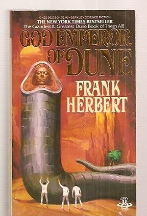 GOD EMPEROR OF DUNE [BOOK FOUR IN: Herbert, Frank