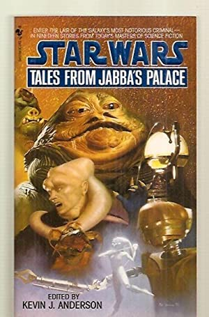 STAR WARS: TALES FROM JABBA'S PALACE: Anderson, Kevin J.