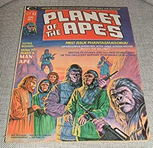 Planet of the Apes First issue Volume 1 Number 1
