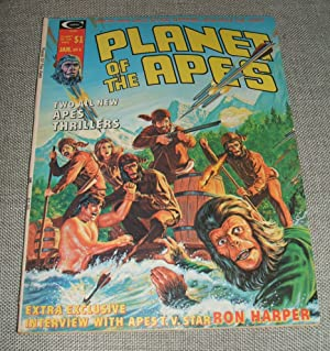 Planet of the Apes Volume 1 Number 4