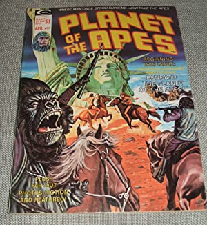 Planet of the Apes Volume 1 Number 7