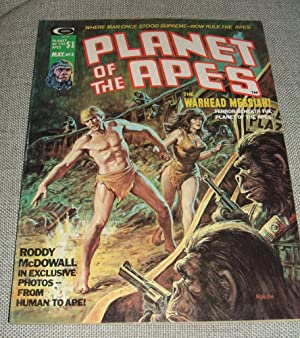 Planet of the Apes Volume 1 Number 8