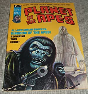 Planet of the Apes Volume 1 Number 9