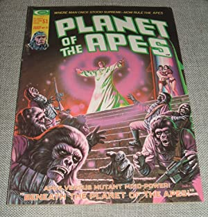 Planet of the Apes Volume 1 number 10