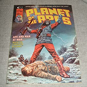 Planet of the Apes Volume 1 Number 11 August 1975